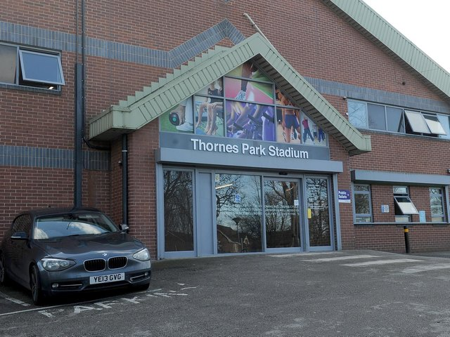 Wakefield's Thornes Park Athletics stadium is set to close for almost a week to hose the counting of the district's local election votes.