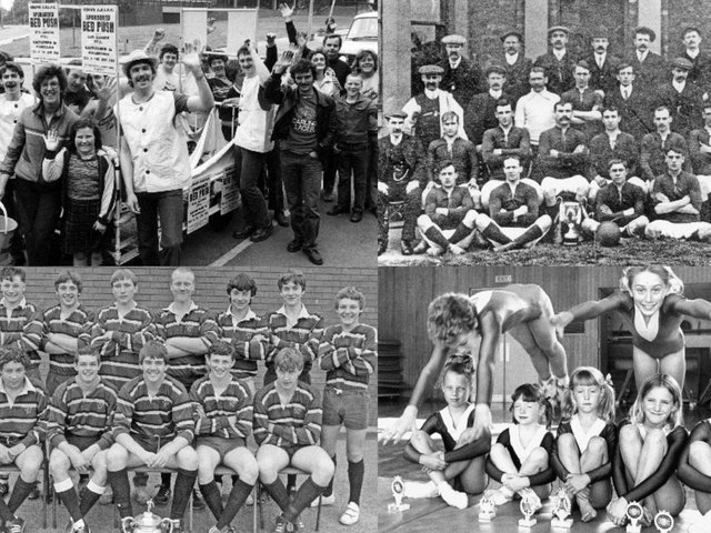 The Wakefield district has such a profound sporting heritage, let these pictures take you back in time to your favourite local sporting events...