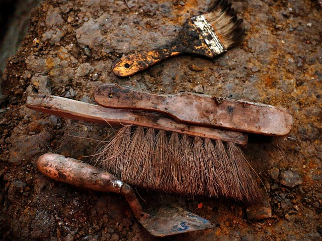 Archaeologists leading a dig in a Wakefield village have uncovered rare and exciting items believed to date from Roman times. Stock image. Photo: Adrian Dennis/Getty Images