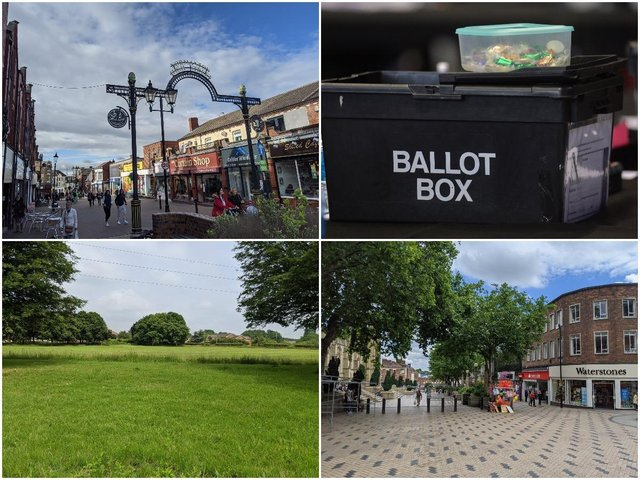 The outcome of the election will affect the political landscape of the whole district.