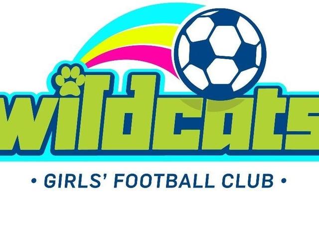 Wakefield Wildcats girls football club