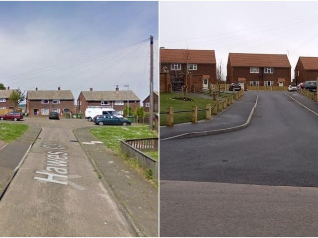 WDH has just completion the improvements to properties on Hawes Close, part of its wider multi-million-pound investment planned across the district to improve communities.