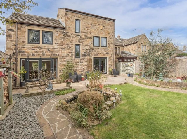 The Newmillerdam home for sale