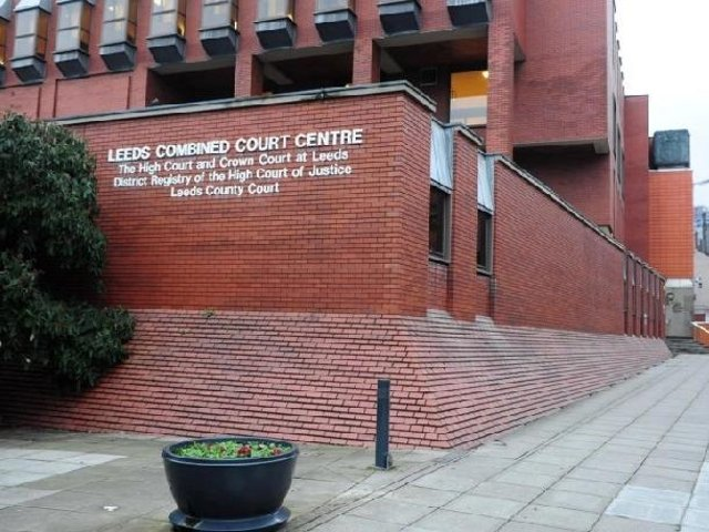 Leeds Crown Court heard the 41-year-old has previous convictions for violence against both parents but still continued to put them in fear of being assaulted.