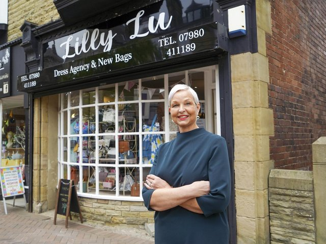 Julia has praised the Ossett community for their continued support.