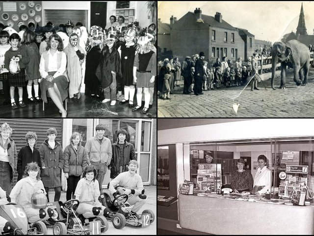If you lived up in Wakefield in the 1980s, chances are you've got some fond memories of the city and surrounding towns.