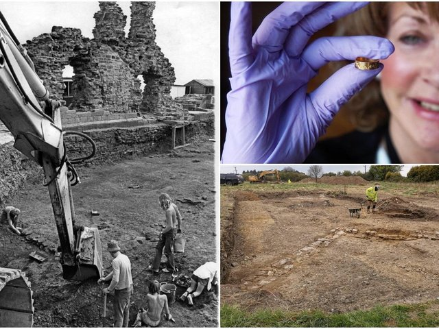 From medieval jewellery and 2,000 year old chariots to secret castles buried under busy parks, there seems no end to the history buried beneath Wakefield and the Five Towns.