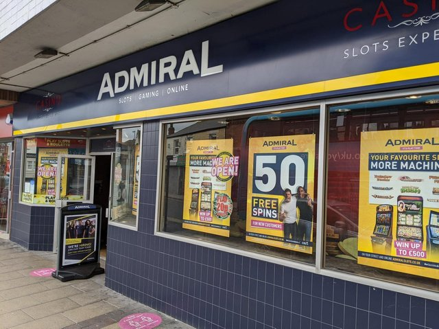 Admiral already has a venue in Castleford.