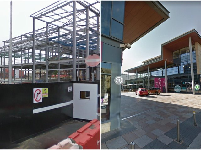 These Google Street View images show the massive changes in Wakefield over past 10 years