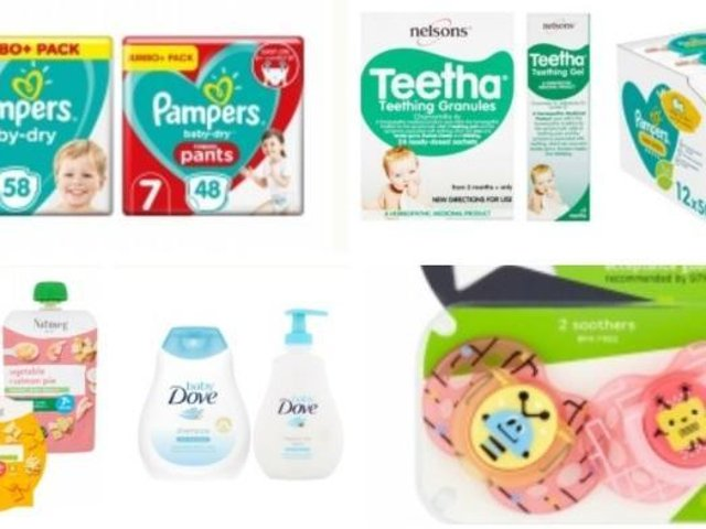 Morrisons has launched a mega in-store sale on baby and toddler products.