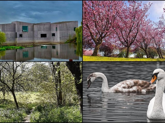 Wakefield's spectacular scenery was on show this week, as photographers set out to capture a stunning selection of images.