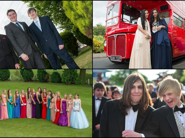 Whether you loved it or hated it, we all have memories of our high school proms! And in Wakefield and the Five Towns, people really do dress to impress.