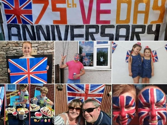 VE Day: How Wakefield folk celebrated the 75th anniversary last year