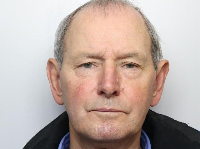 Rapist Malcolm Fletcher has been jailed.