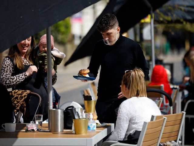 Restaurants in Wakefield are among the cleanest in the country, according to an analysis of food hygiene ratings. Stock image. Photo: Tolga Akmen/Getty Images
