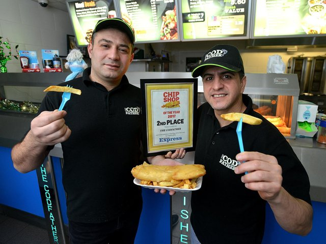 In his most recent video, Danny pays a visit to The Codfather in Lupset, Wakefield - a local favourite and former winner of the Wakefield Express Chippy of the Year competition.