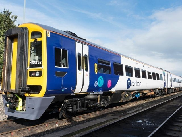 Delays and disruption are expected on trains in Wakefield this evening, due a fault with the signalling system. Stock image.