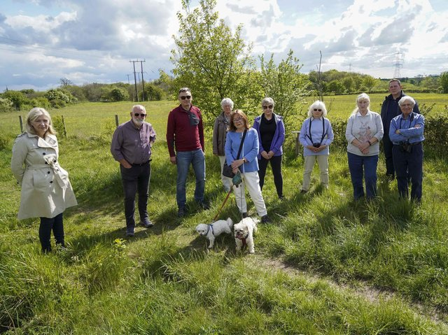 The plans drew grave concern from people living around the Pontefract area, many of whom use Brockadale Nature Reserve