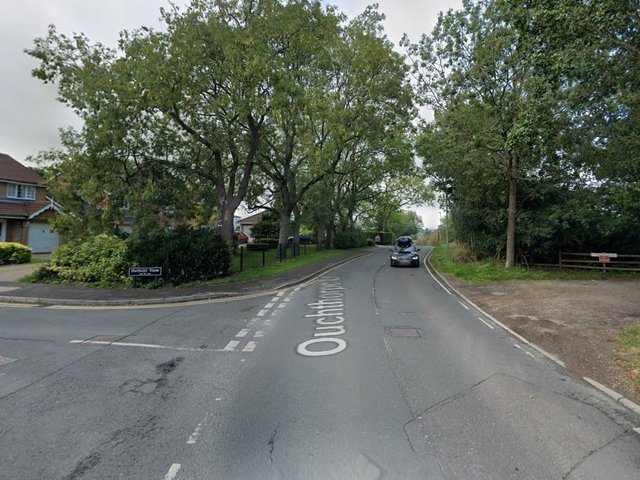 A section of Ouchthorpe Lane between Hatfield View and Newton Lane will be closed.