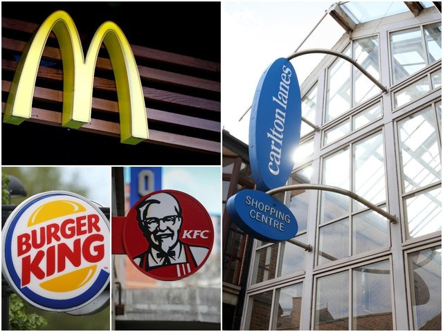 The identity of who would occupy the proposed the drive-thru has not been revealed, with the applicants saying they've spoken to a number of potential operators.