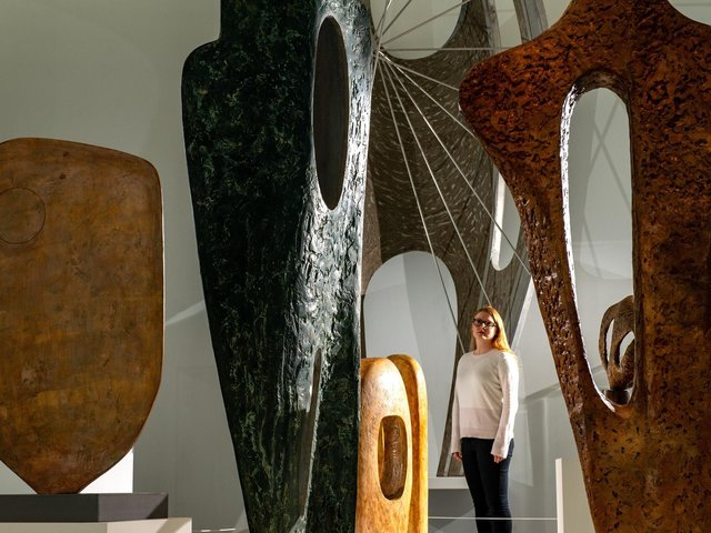 The Hepworth will host its biggest ever exhibition
