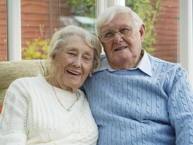 """A Walton couple say they have """"no regrets"""" about their life together, as they look back on six-and-a-half decades of marriage."""