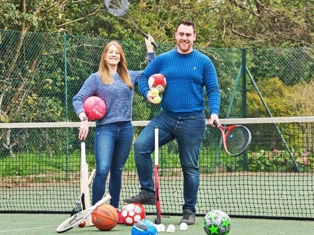 All junior sports clubs can enter. (photo: Daniel Tidbury.)
