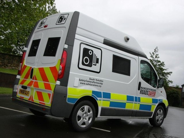 Police in Wakefield have released a list of every mobile speed camera in use in the district - in 30mph, 40mph and 50mph zones.