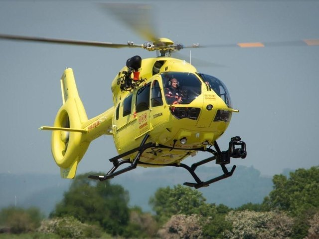Yorkshire Air Ambulance received 14 hoax phone calls last year, the charity has revealed