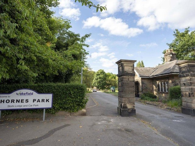 Thornes Park in Wakefield is among the venues benefiting from wardens.