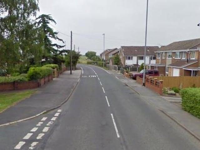 Shay Lane in Crofton.