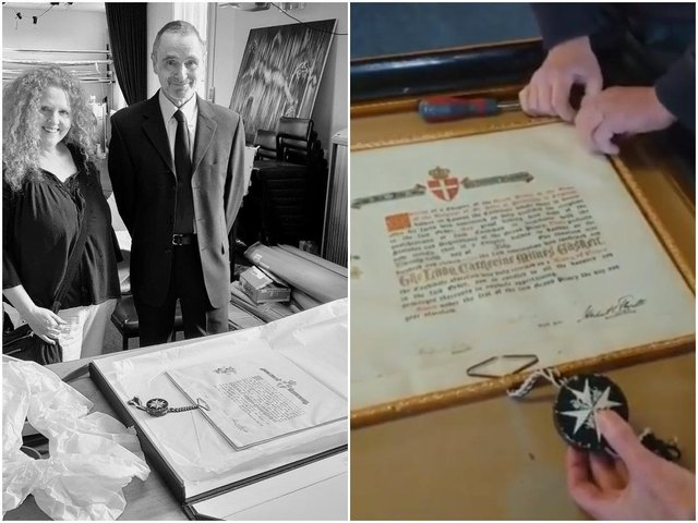 A dedicated historian has won over thousands of fans with her quest to track down a medal belonging to one of the city's most influential historical women. Photos: Dream Time Creative