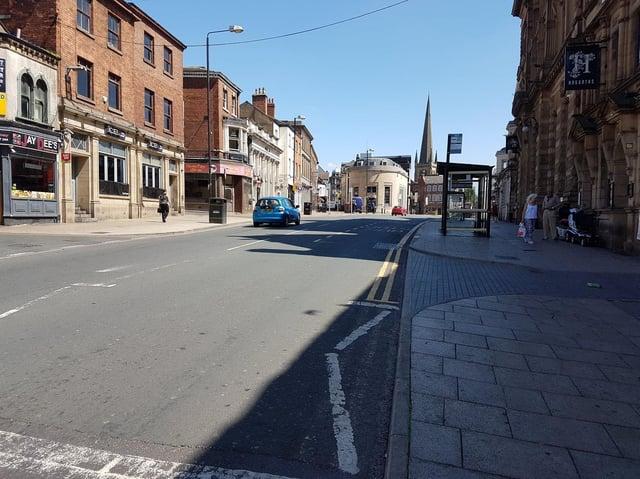 Westgate, Wakefield