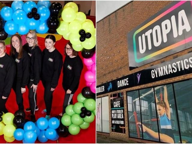 A brand-new dedicated gymnastics, dance and soft play hub is now open for children to visit on Calder Vale Road.