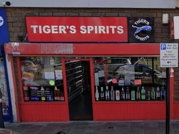 The shop is located on Albion Street in Castleford