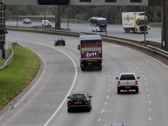 Police are appealing for witnesses following a serious road traffic collision involving four vehicles on the M1 northbound near Lofthouse