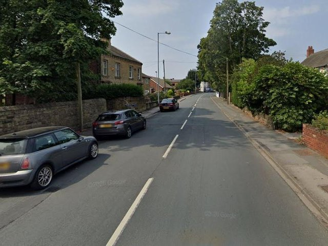 Westfield Road, Horbury.