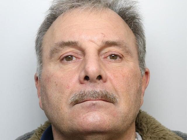 Paul Marshall was handed 13 years' jail.