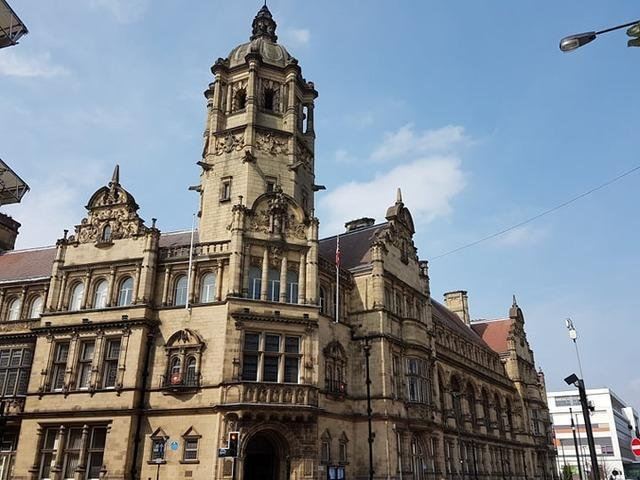 County Hall in Wakefield