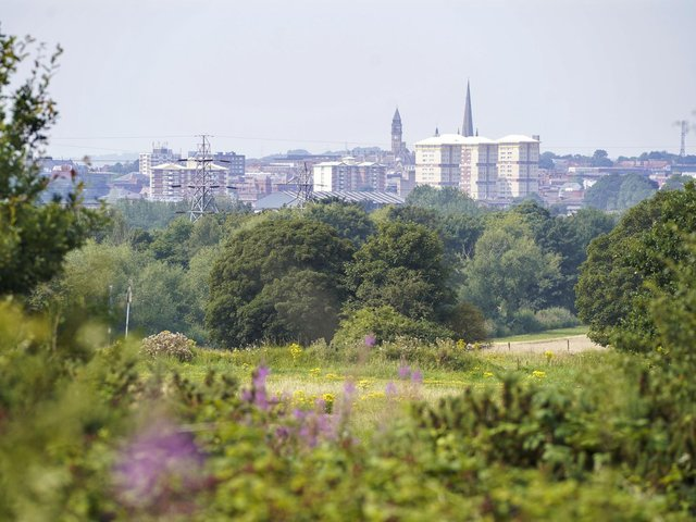 View of Wakefield