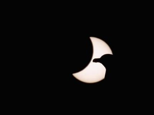 Skygazers across the UK will be able to see the biggest partial solar eclipse since 2015 tomorrow morning.