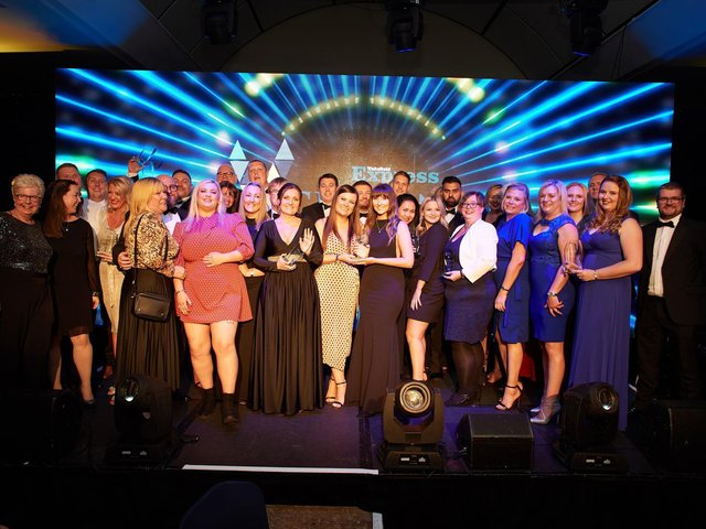 The Wakefield Express Excellence in Business Awards, are back, and in a year when we have all had to adapt to a new way of working they are more important than ever. Pictured are the winners at the 2019 awards.