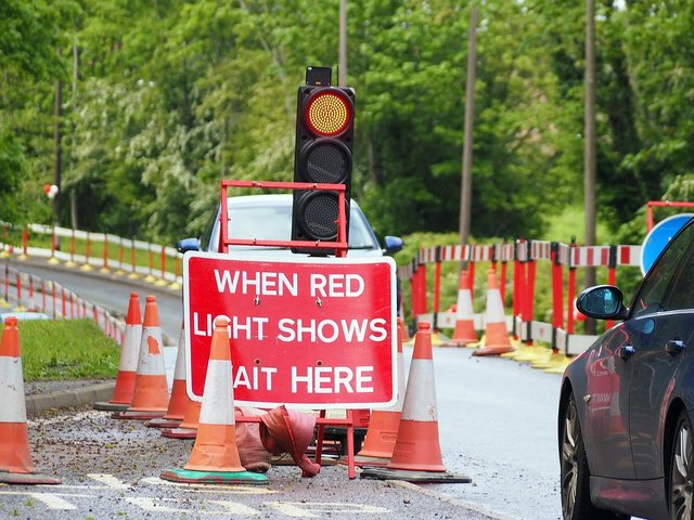Road closures, diversions and temporary traffic lights are among the disruptions planned in Wakefield this week.
