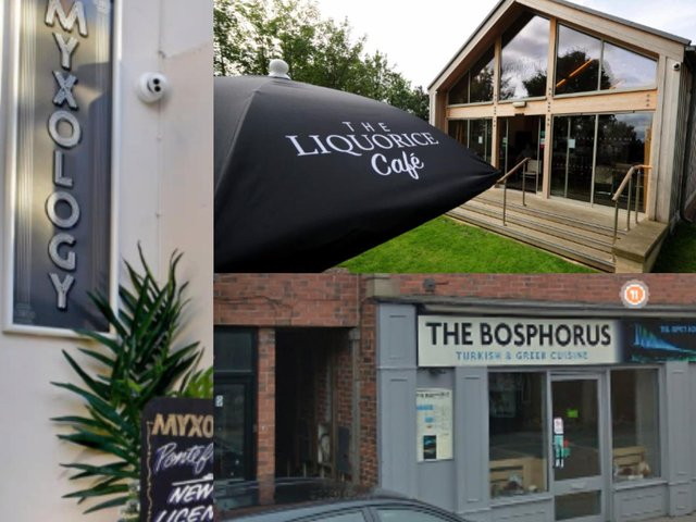 Here are 11 must-visit bars, restaurants and cafes in Pontefract town centre