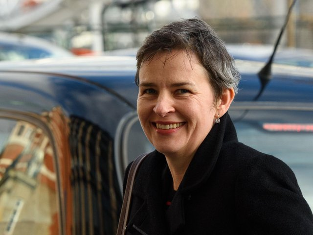 Former Wakefield MP Mary Creagh has been awarded a CBE in recognition of her time representing the city in the House of Commons. Photo by Ben Pruchnie/Getty Images