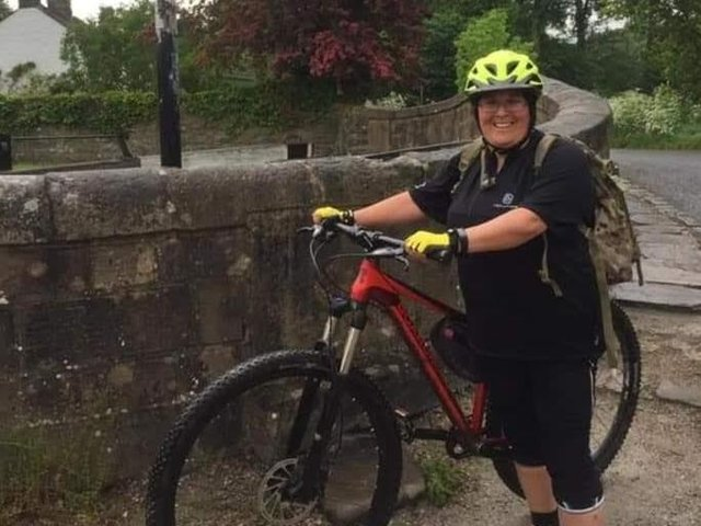 Donna Hawley, who teaches Year 5 at Stanley St Peter's School and is also an instructor with the Army Cadets (Yorkshire N&W) will be taking on the mammoth challenge on July 3, all to raise money for the school, the cadets and Stanley Rangers.