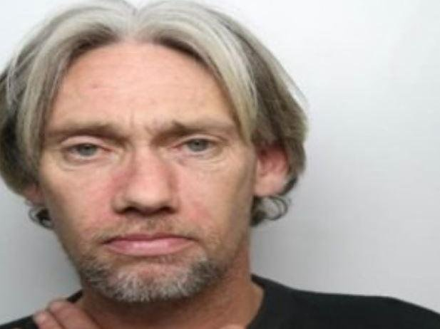 Richard Frost has been jailed again.