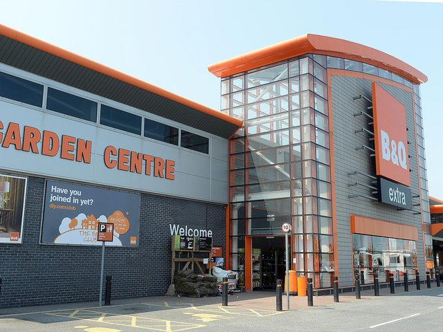 DIY store B&Q has confirmed the temporary closure of its Glasshoughton store, after a member of staff tested positive for Covid-19.