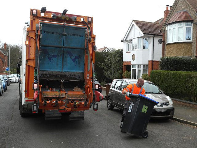 Nationwide changes to bin collections are set to be imposed from 2023.