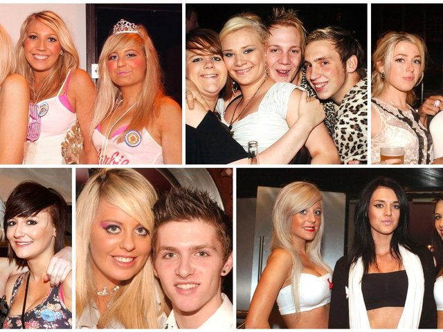 Can you spot anyone you know having a night out in Quest in 2010?
